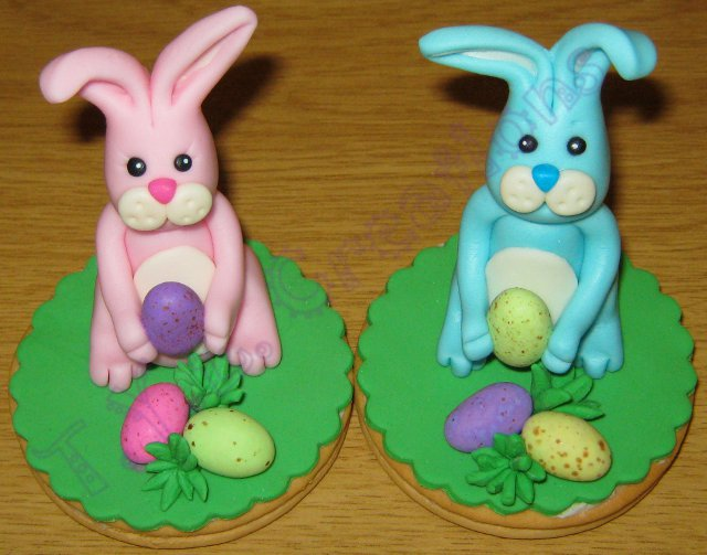 easter novelty biscuits gift