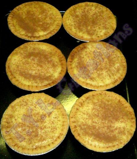 milktart - pie size