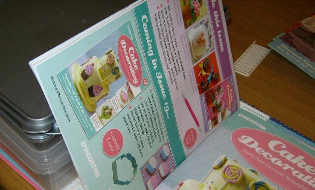 Cake decorating folder 5