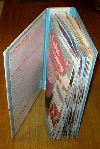Cake decorating folder 6