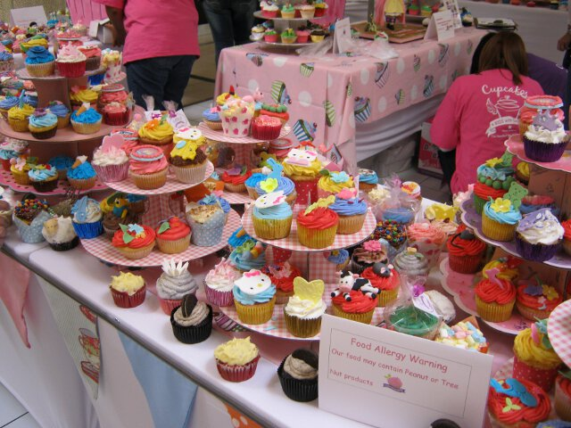 cupcakes for kids with cancer 2014 - 6