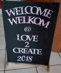 Love 2 Create 2018