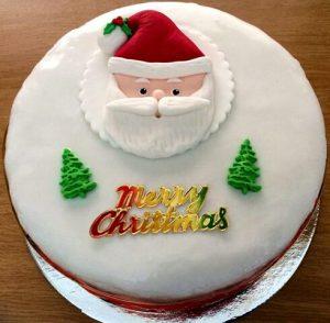 christmas cake margie