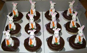 cupcakes rabbits Kyle