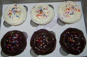 left over cupcakes