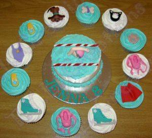 mini cake cupcakes Jenna