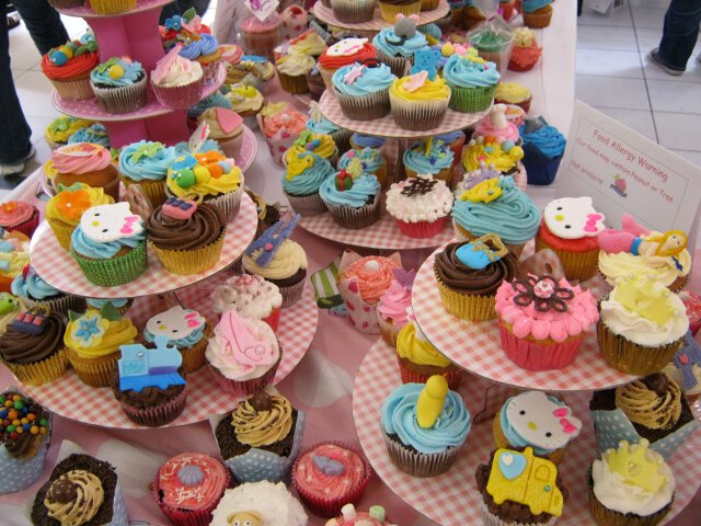 cupcakes for kids with cancer 2014 - 7