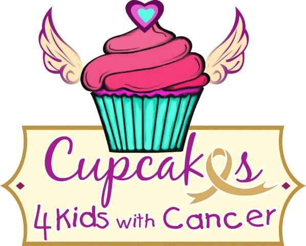 cupcakes 4 kids with cancer logo
