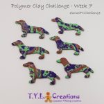 2020 Polymer Clay Challenge – Week 7