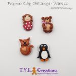 2020 Polymer Clay Challenge – Week 11