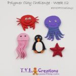 2020 Polymer Clay Challenge – Week 12