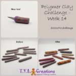 2020 Polymer Clay Challenge – Week 14