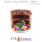 2020 Polymer Clay Challenge – Week 15