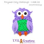 2020 Polymer Clay Challenge – Week 22