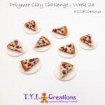 2020 Polymer Clay Challenge – Week 24