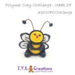 2020 Polymer Clay Challenge – Week 25
