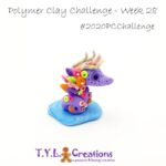 2020 Polymer Clay Challenge – Week 28