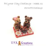 2020 Polymer Clay Challenge – Week 31