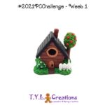 2021 Polymer Clay Challenge - Week 1