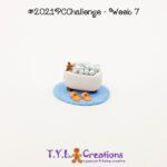 2021 Polymer Clay Challenge - Week 7