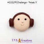 2021 Polymer Clay Challenge - Week 9