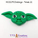 2021 Polymer Clay Challenge - Week 12