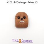 2021 Polymer Clay Challenge - Week 13