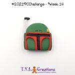 2021 Polymer Clay Challenge - Week 14