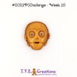 2021 Polymer Clay Challenge - Week 15
