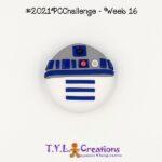 2021 Polymer Clay Challenge - Week 16