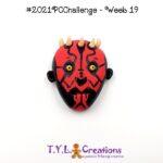 2021 Polymer Clay Challenge - Week 19