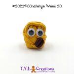 2021 Polymer Clay Challenge - Week 20