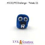 2021 Polymer Clay Challenge - Week 21