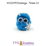 2021 Polymer Clay Challenge - Week 24
