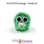 2021 Polymer Clay Challenge - Week 25