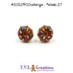 2021 Polymer Clay Challenge - Week 27