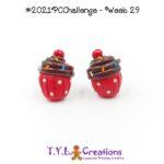 2021 Polymer Clay Challenge - Week 29