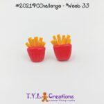 2021 Polymer Clay Challenge - Week 33