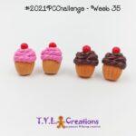 2021 Polymer Clay Challenge - Week 35