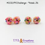 2021 Polymer Clay Challenge - Week 36